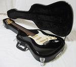 ストラトに最適:ギター用ハードケース7,500円、全国送料無料です!